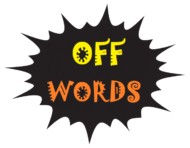 list of words ending with off