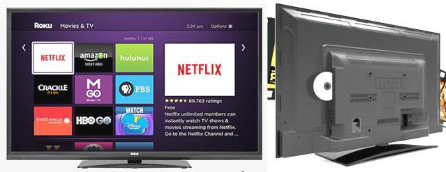 DVD in Smart tv