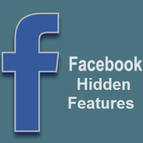 Hidden Features of Facebook