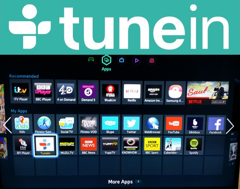 live fm radio in smart tv