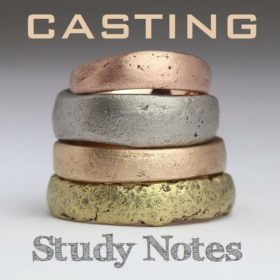 Casting Study Notes (Hand Written)