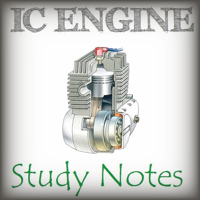 ic engine study notes