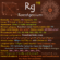 Roentgenium Rg (Element 111) of periodic table