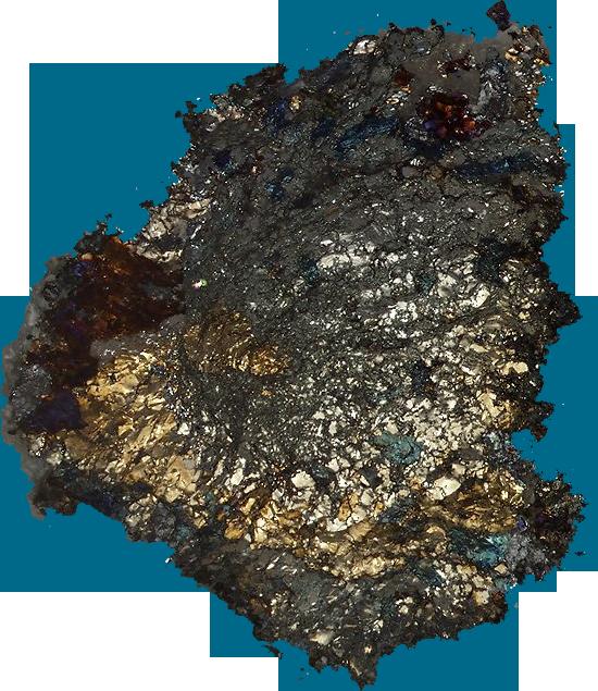 Aurostibite