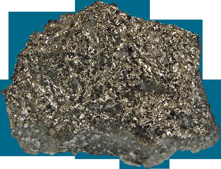 Calaverite mineral