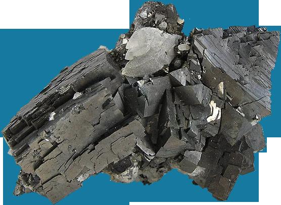 Arsenopyrite mineral