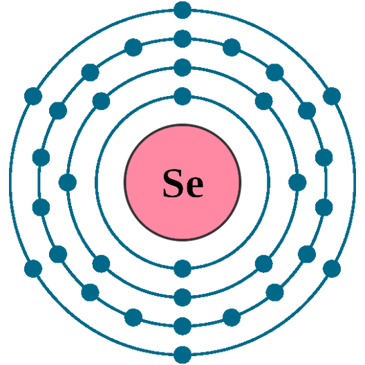 Selenium electron configuration