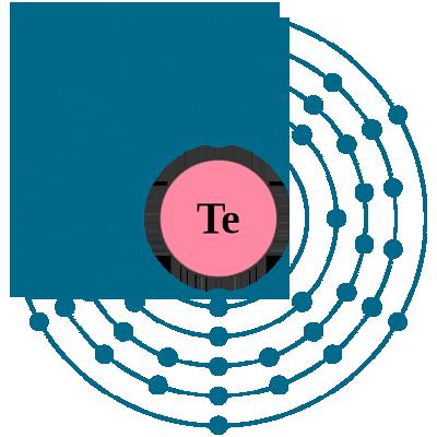 Tellurium electron configuration