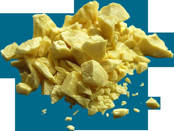 Sulfur element