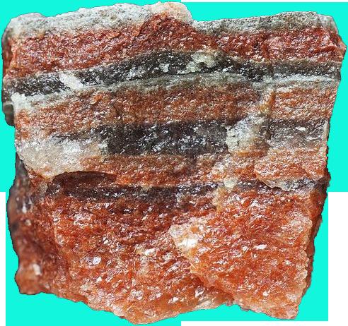 Sylvite mineral