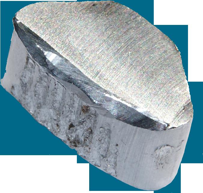 Aluminium element