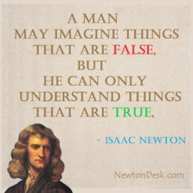 A Man May Imagine Things That Are False
