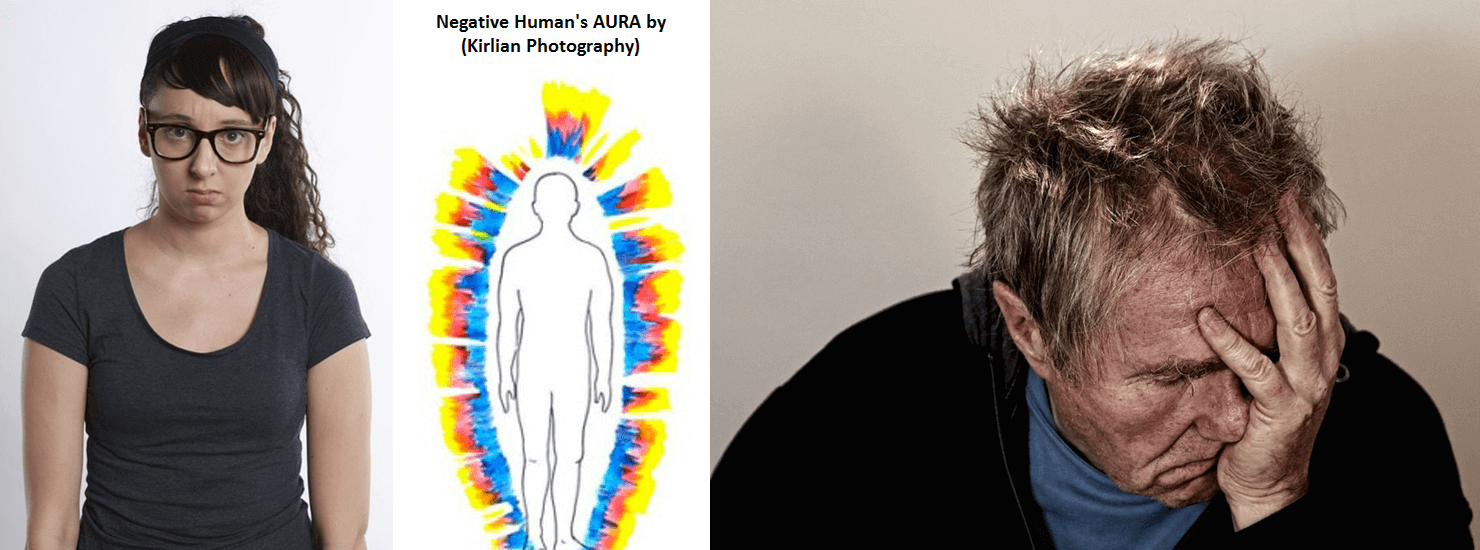 negative aura