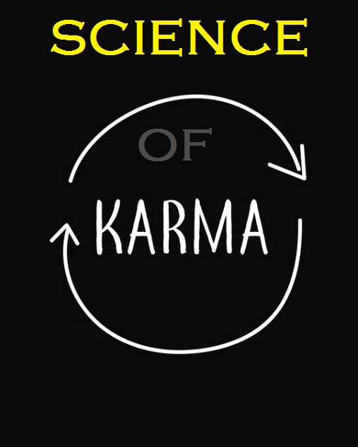 science behind law of karma