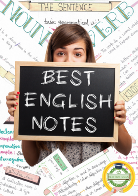 Best English Notes For All Exams