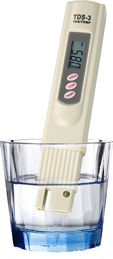 total dissolved solids (tds) meter