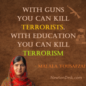 With Guns You Can Kill Terrorists