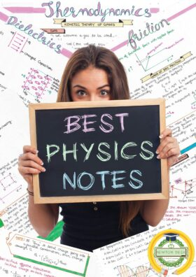 Best Physics Handwritten Color Notes PDF