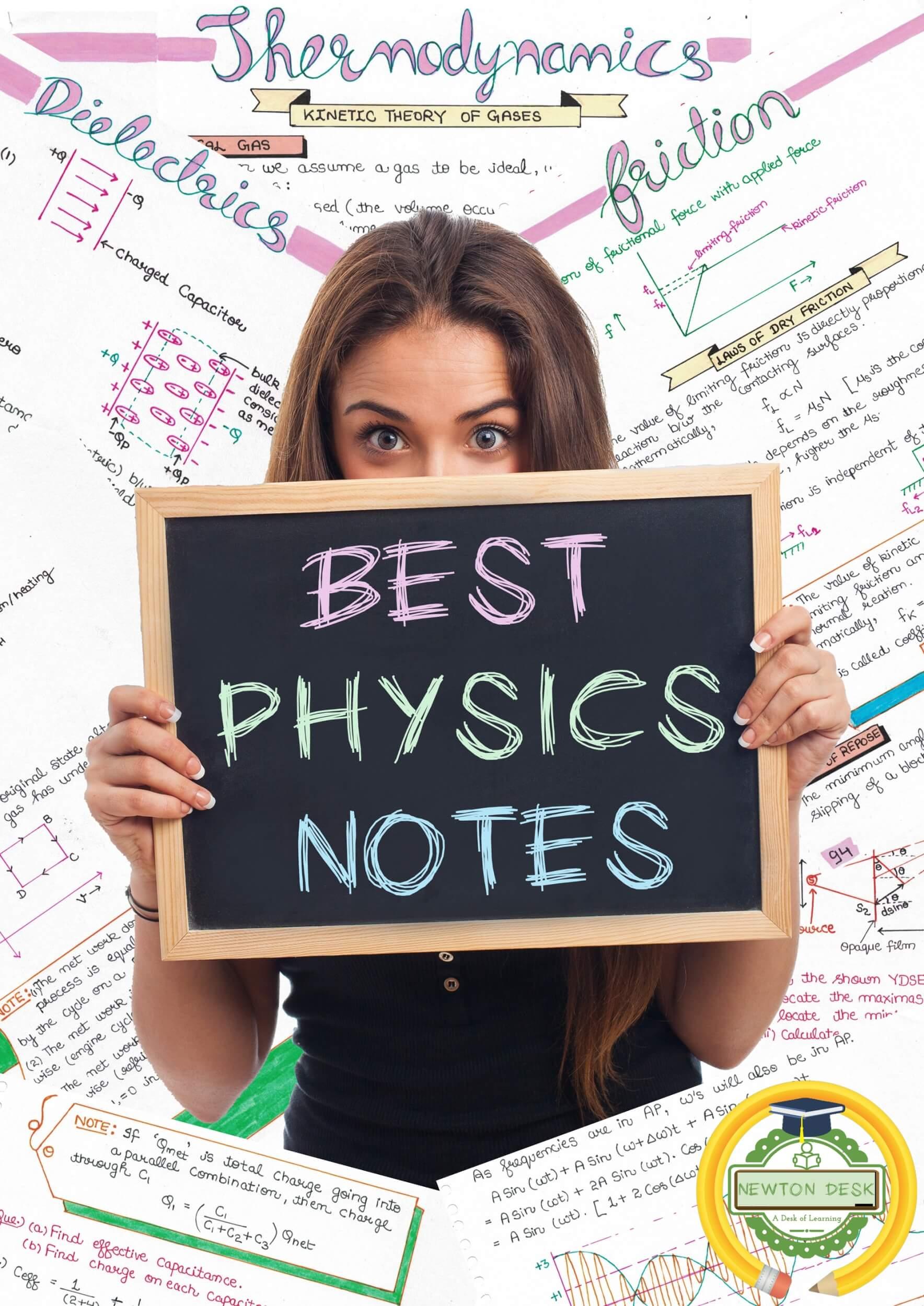 physics notes pdf