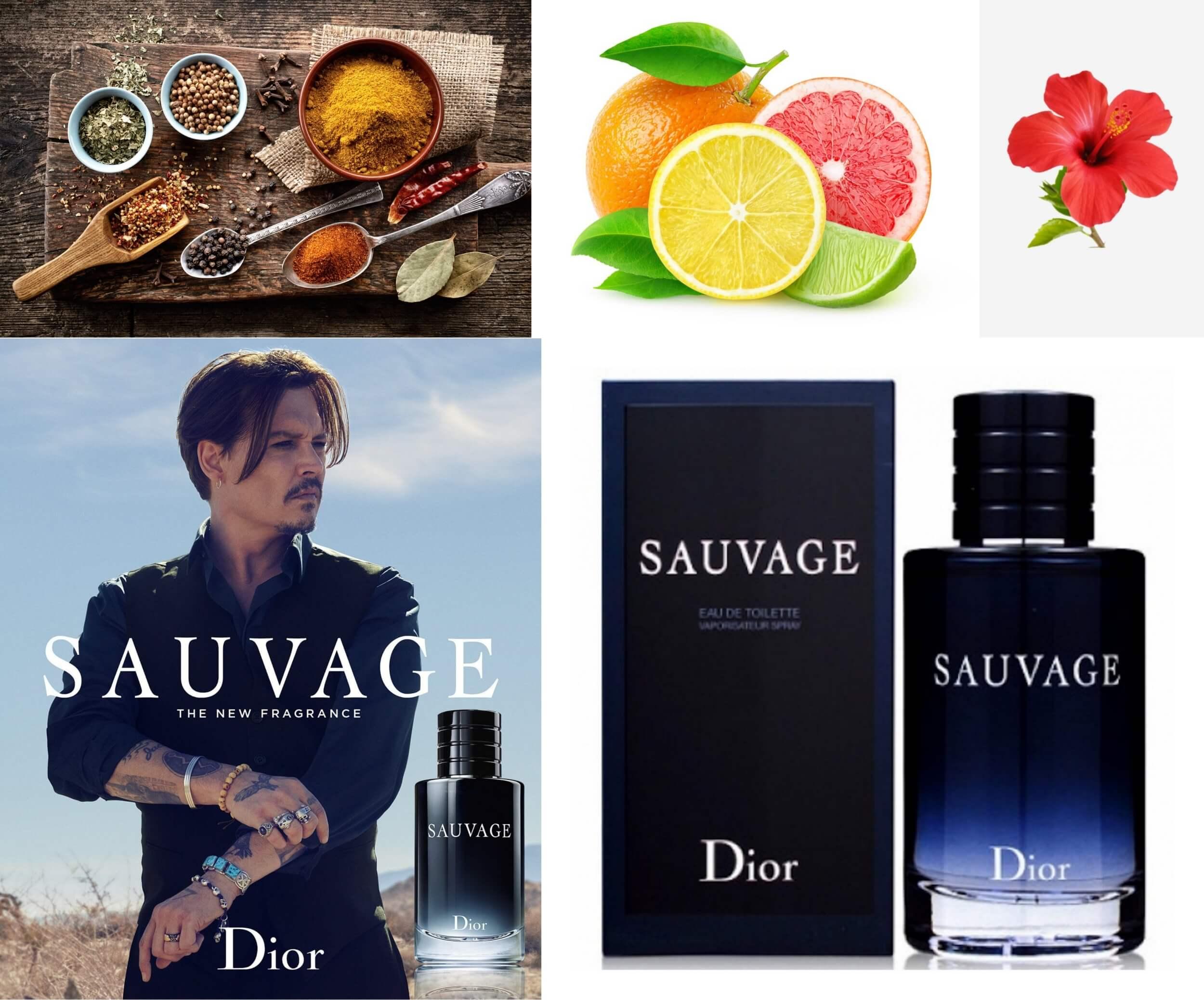 Christian Dior Suavage