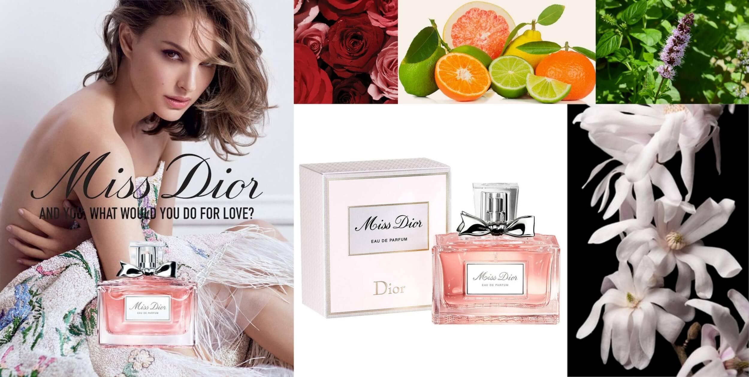 Miss Dior women perfumes