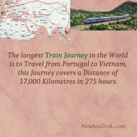 Longest Travel From Portugal to Vietnam By Train