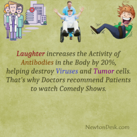 Is Really Boost Your Immune System With Laughter?