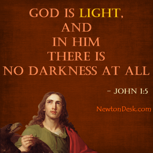 God Is Light, And In Him There Is No Darkness At All