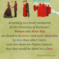 Does Really Red Wear Makes Women Sexy And Attractive?