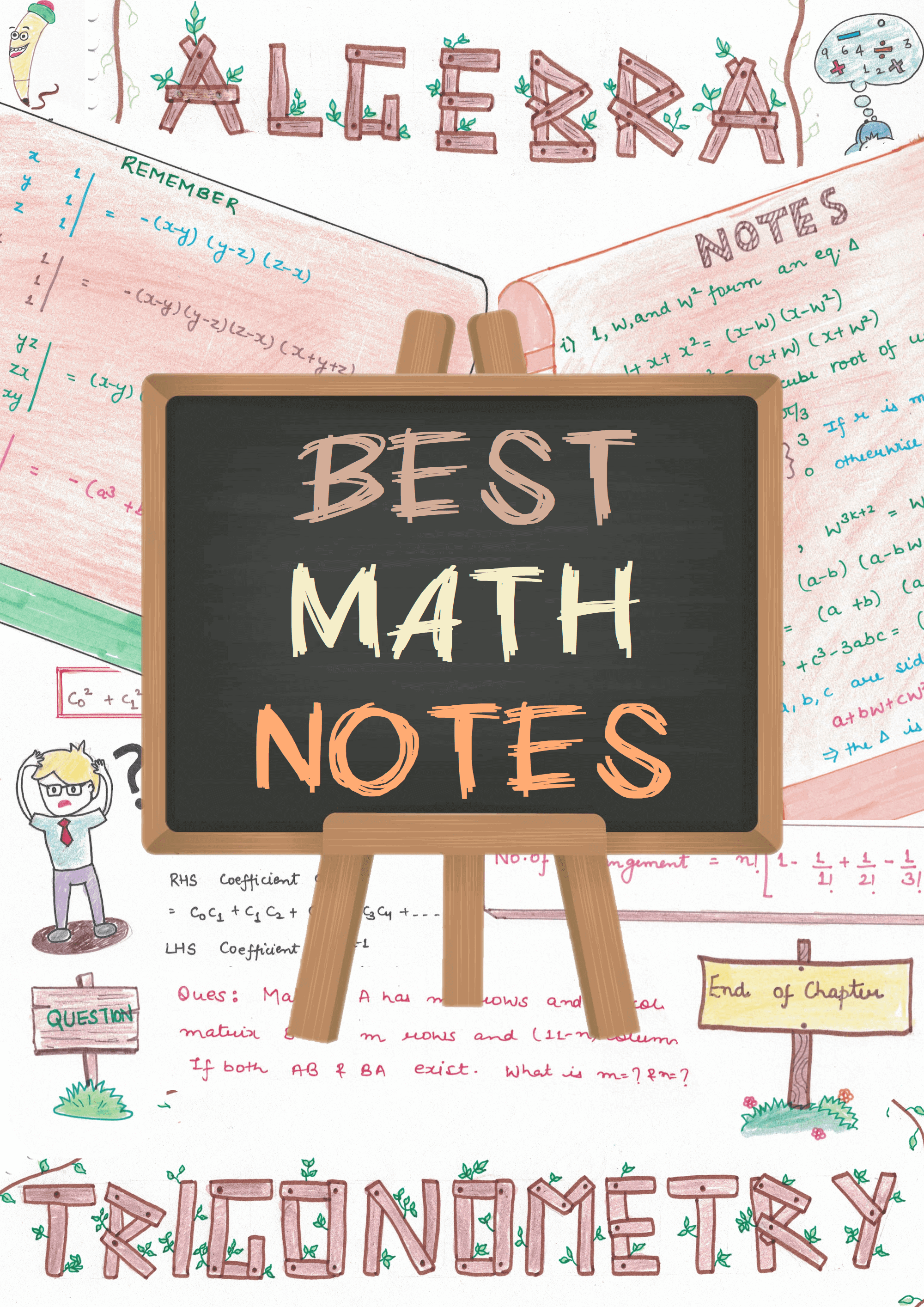 cute math notes pdf