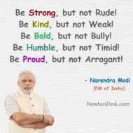 Be Strong, Kind, Bold, Humble, & Proud
