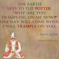Maati Kahe Kumhar Se The Earth Says To The Potter