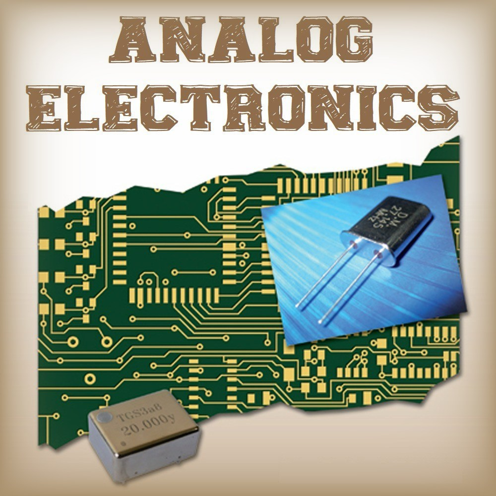 Analog Electronics lecture & handwritten study notes