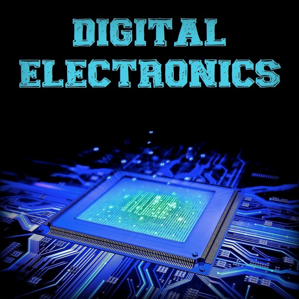 Digital Electronics lecture & handwritten study notes