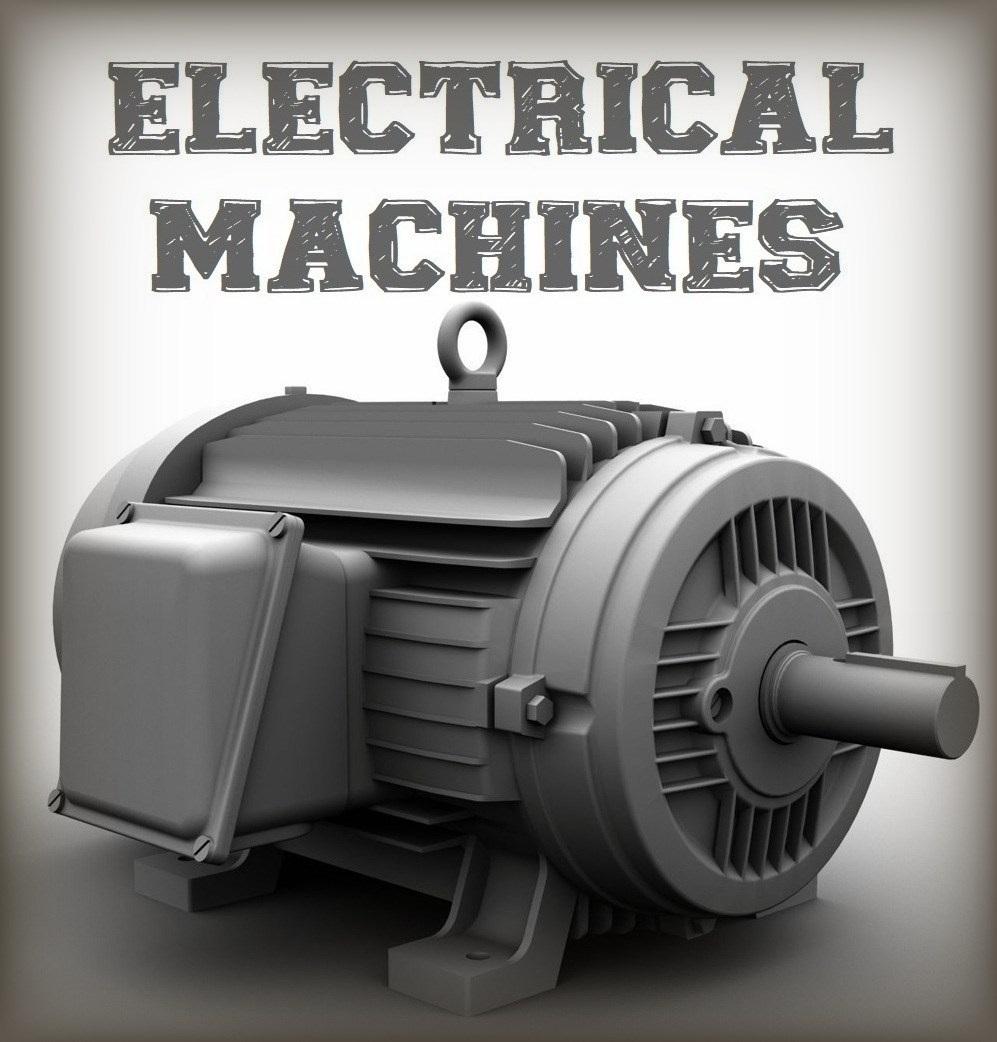 Electrical Machines Study Notes (HandWritten) PDF   Free Stuff