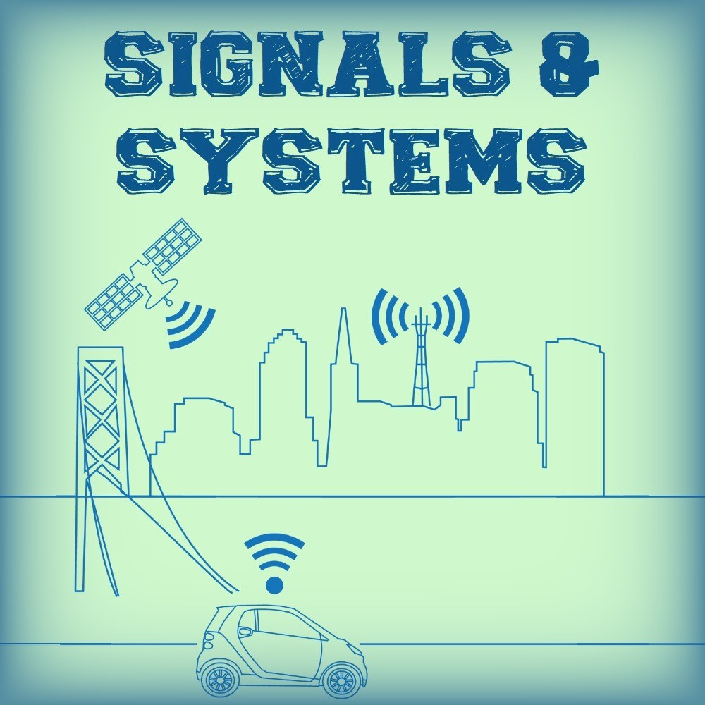Signals & Systems lecture & handwritten study notes
