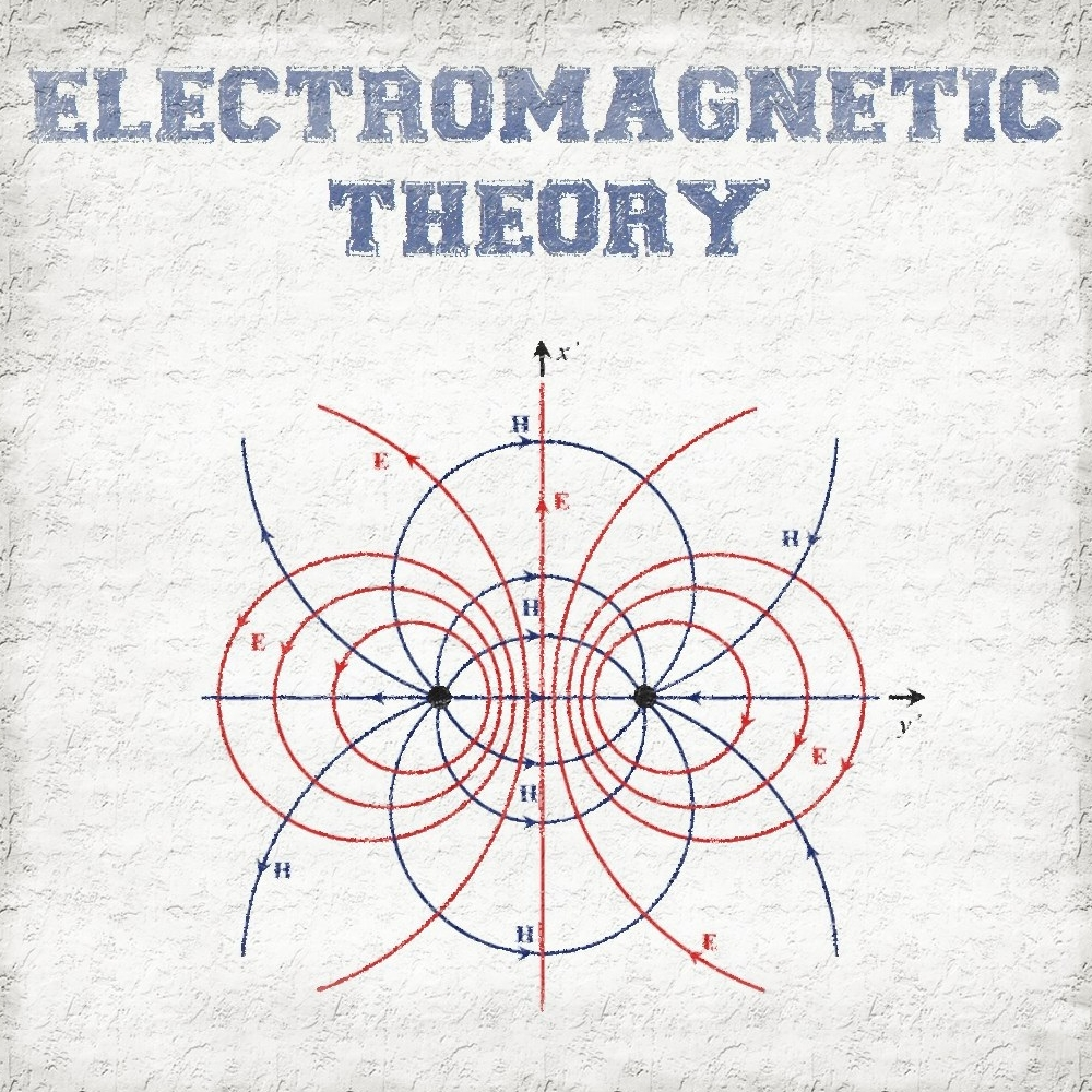 electromagnetic theory lecture & handwritten study notes