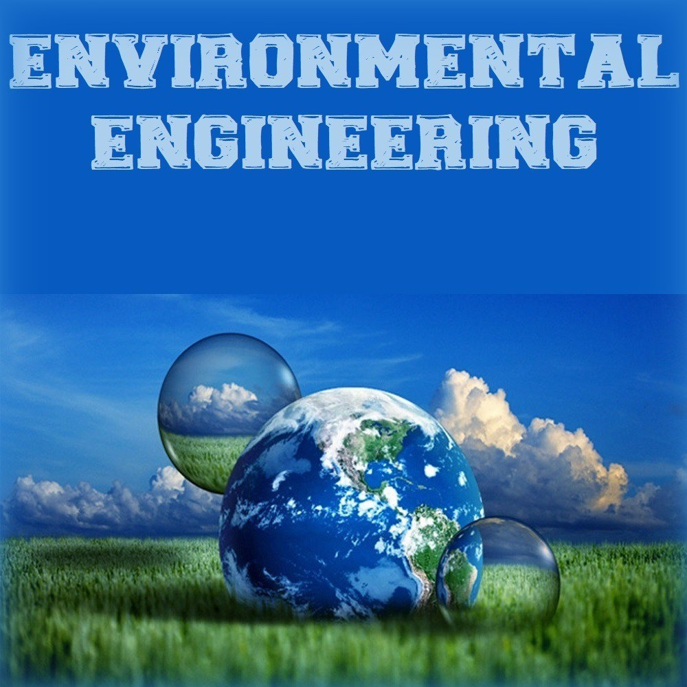 Environmental Engineering lecture handwritten study notes