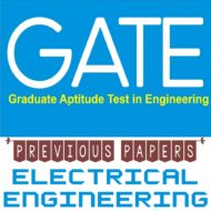 GATE Previous 30 Year Papers For Electrical Engineering