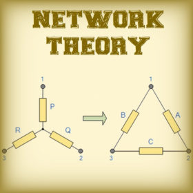Network Theory Study Notes (Handwritten)