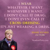 I Wear Whatever I Want Whenever I