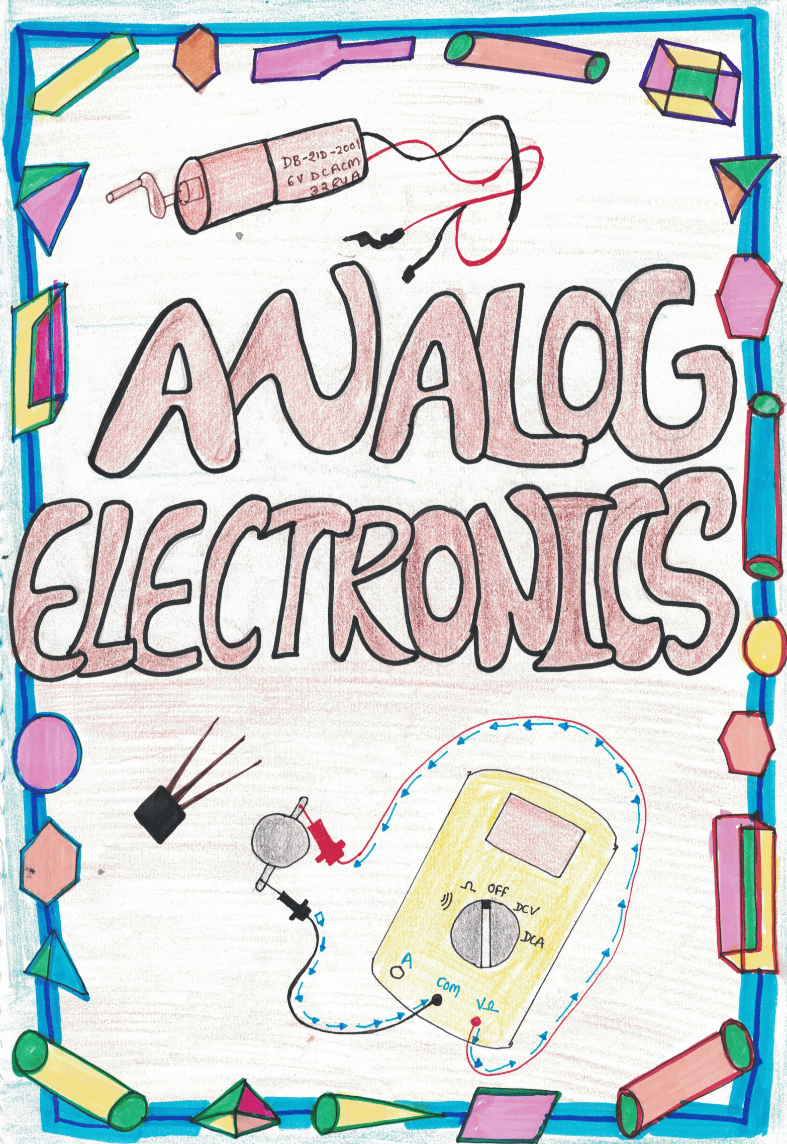 analog electronics handwritten notes pdf for gate & ies