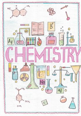 Chemistry Handwritten Color Notes PDF