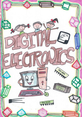 Digital Electronics Handwritten Color Notes PDF