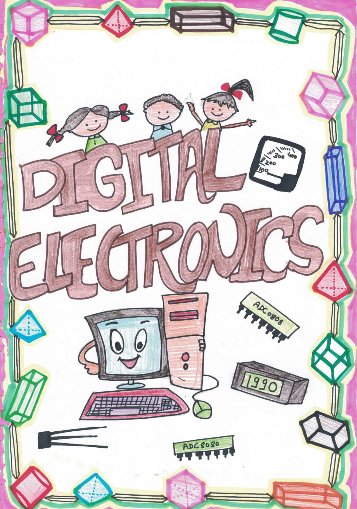 digital electronics handwritten notes pdf